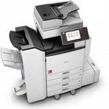 RICOH MPC3502 Full Color print/scan_
