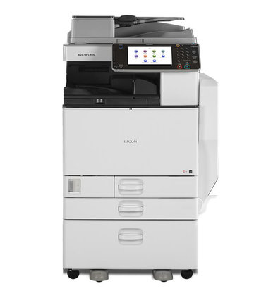 RICOH MPC3502 Full Color print/scan