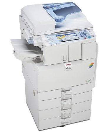 RICOH MPC2051 Full Color print/scan