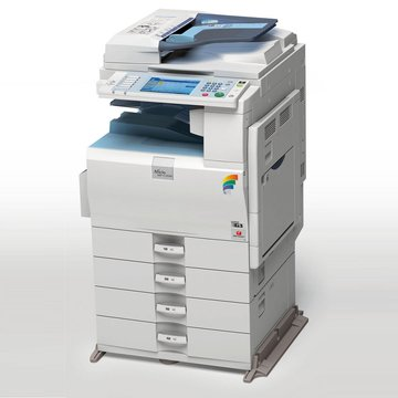 RICOH MPC2551 Full Color print/scan