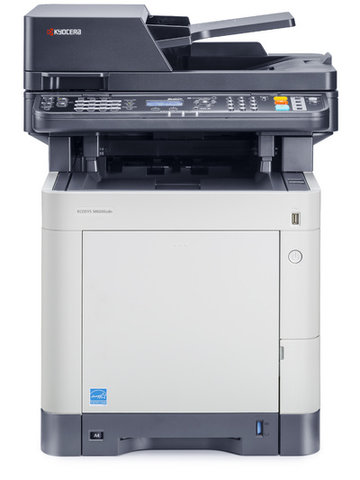 Kyocera ECOSYS M6030/6530cdn Full color print/scan(fax)