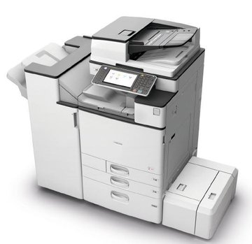 RICOH MPC5503 Full Color print/scan