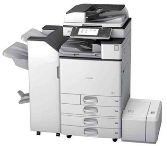 RICOH MPC3503 Full Color print/scan