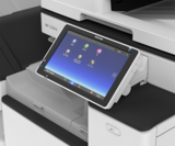 MPC4503 display