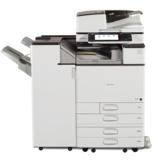 RICOH MPC6003 Full Color print/scan_