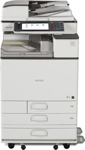 RICOH MPC3003 Full Color print/scan