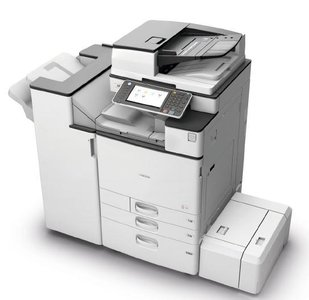 RICOH MPC6003 Full Color print/scan