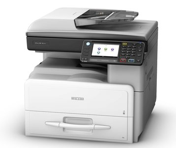 RICOH MPC305 A4 Full Color print/scan